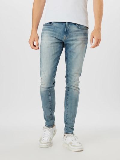 G-Star RAW Jeans 'Revend' in blue denim: Frontalansicht