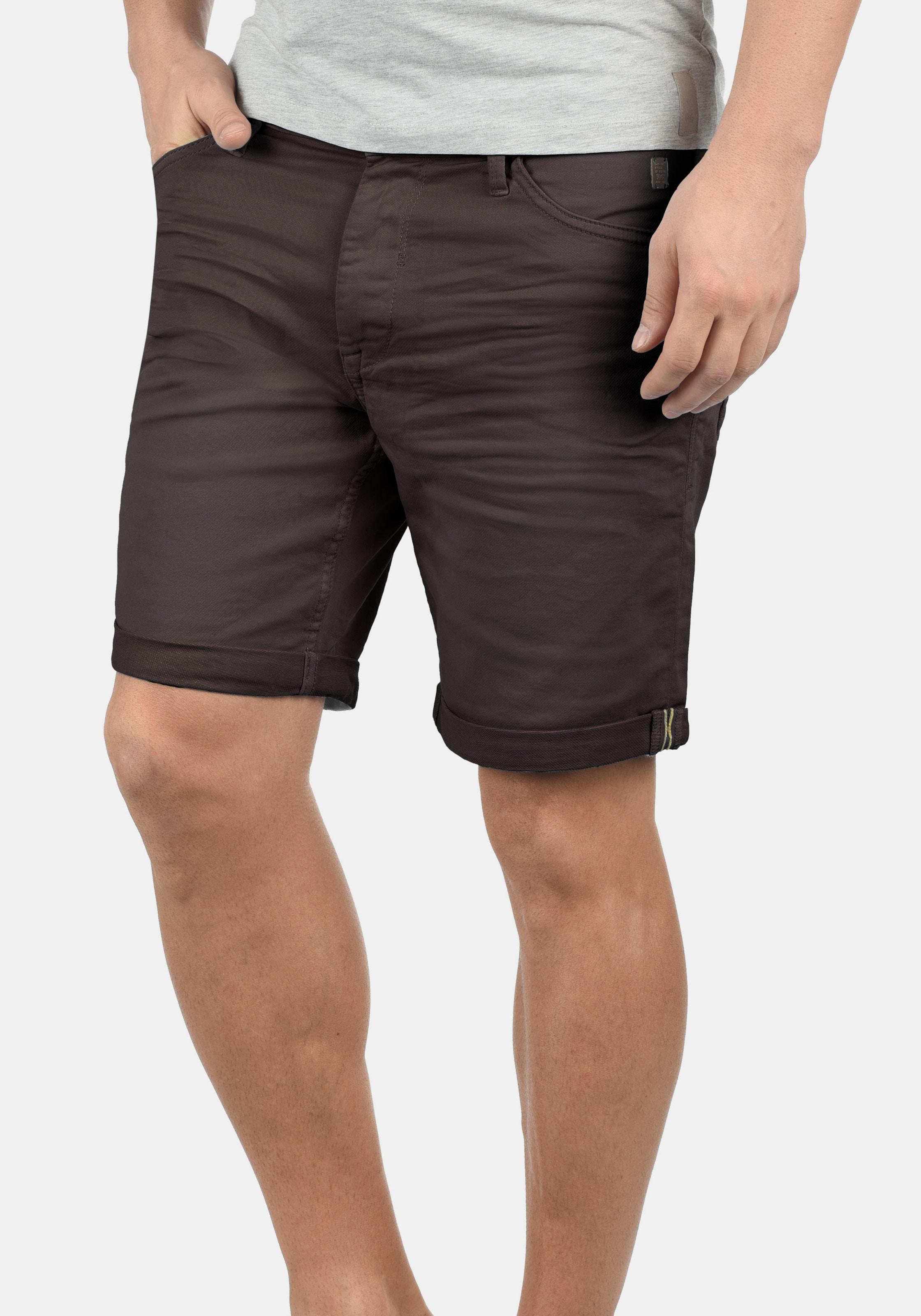 'diego' Blend Jeansshorts In 'diego' Braun Jeansshorts Blend cARq543LSj