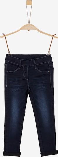 s.Oliver Junior Jeans in de kleur Donkerblauw, Productweergave