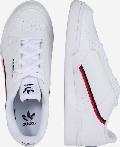 ADIDAS ORIGINALS Sneaker  'Continental 80 C' in weiß: Seitenansicht