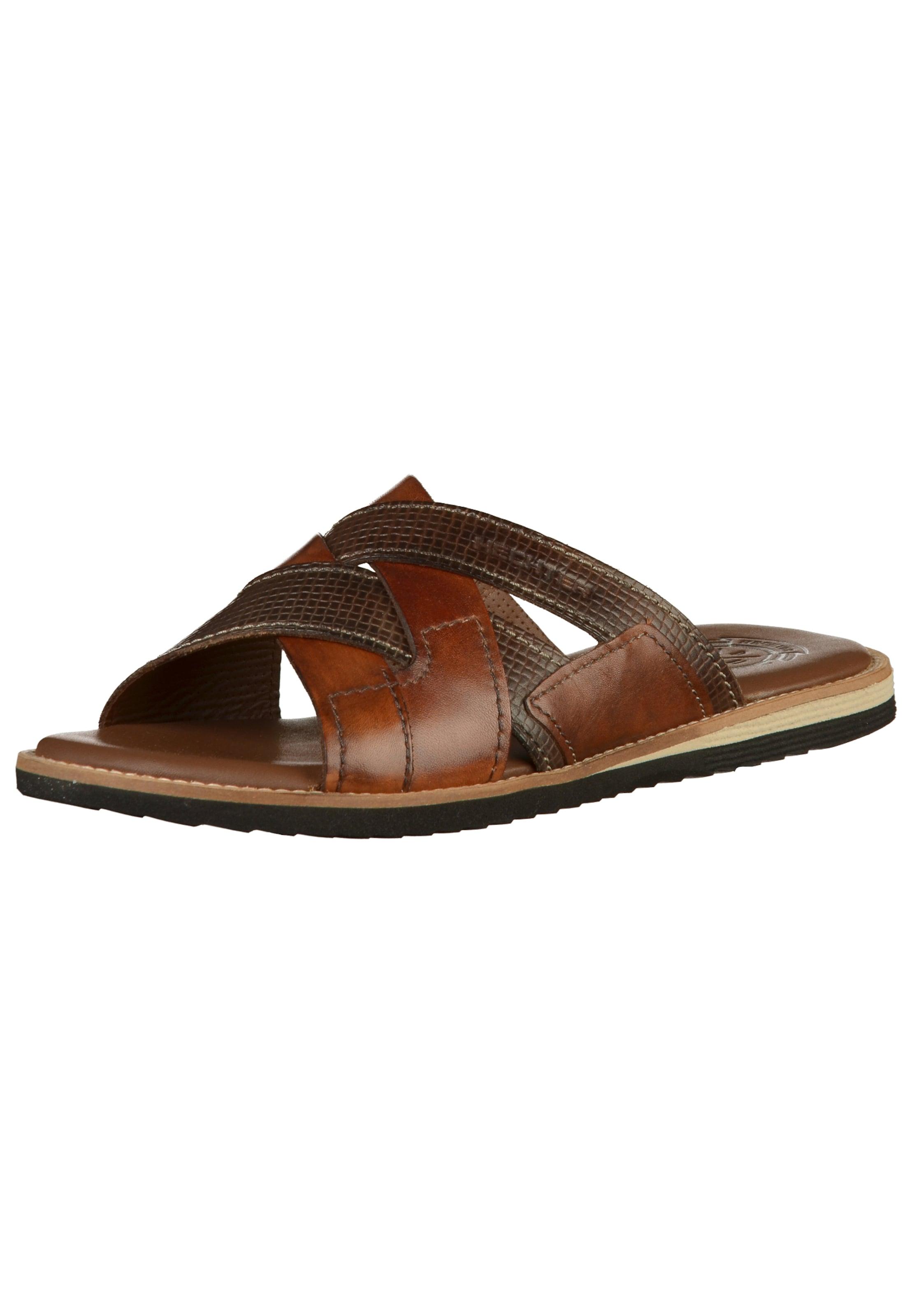 Haltbare Mode billige Schuhe DANIEL HECHTER | Pantoletten Schuhe Gut getragene Schuhe