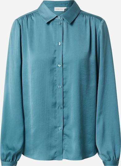 Fabienne Chapot Blouse 'Mira' in de kleur Turquoise, Productweergave
