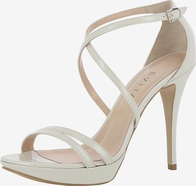 EVITA Sandalette 'Valeria' in beige, Produktansicht
