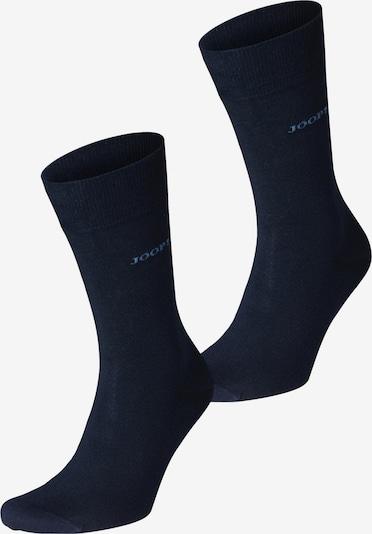 JOOP! Sokken 'Fine Cotton' in de kleur Navy, Productweergave
