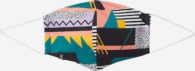 Iriedaily Stoffen mondkapje 'FUNKY' in de kleur Gemengde kleuren, Productweergave