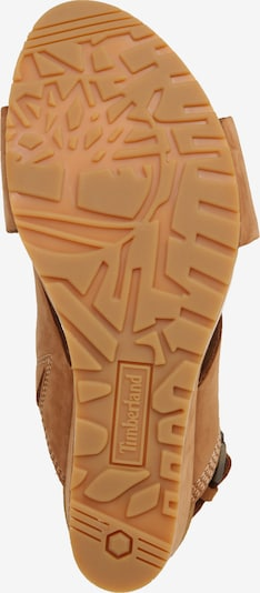 TIMBERLAND Sandale 'Capri Sunset X-Band Sandal' in cognac: Ansicht von unten