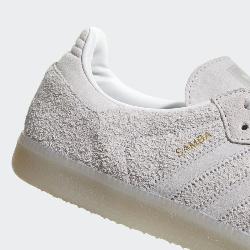 Naturel Originals Baskets Adidas 'samba' En Basses Blanc b7IY6gyvf