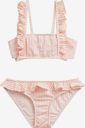MANGO KIDS Bikini in pink, Produktansicht