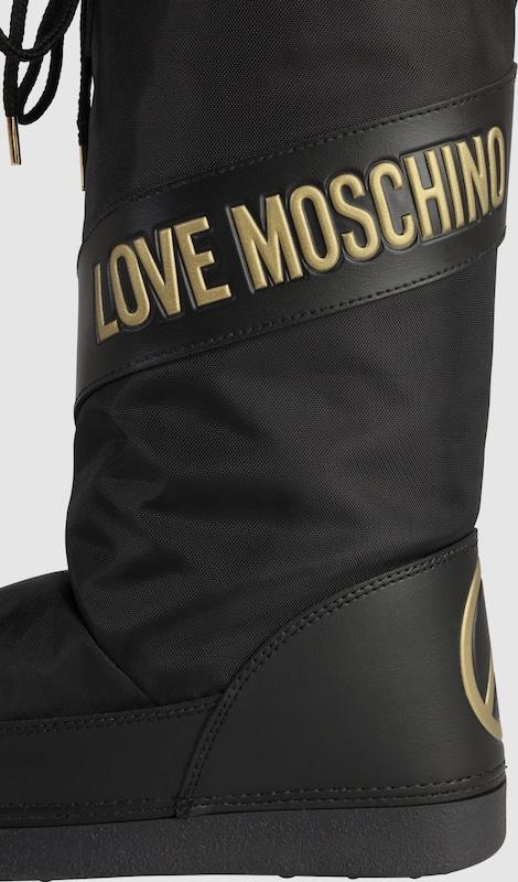 Love Moschino SnowStiefel SnowStiefel SnowStiefel 'SKI LOVE' c3516a