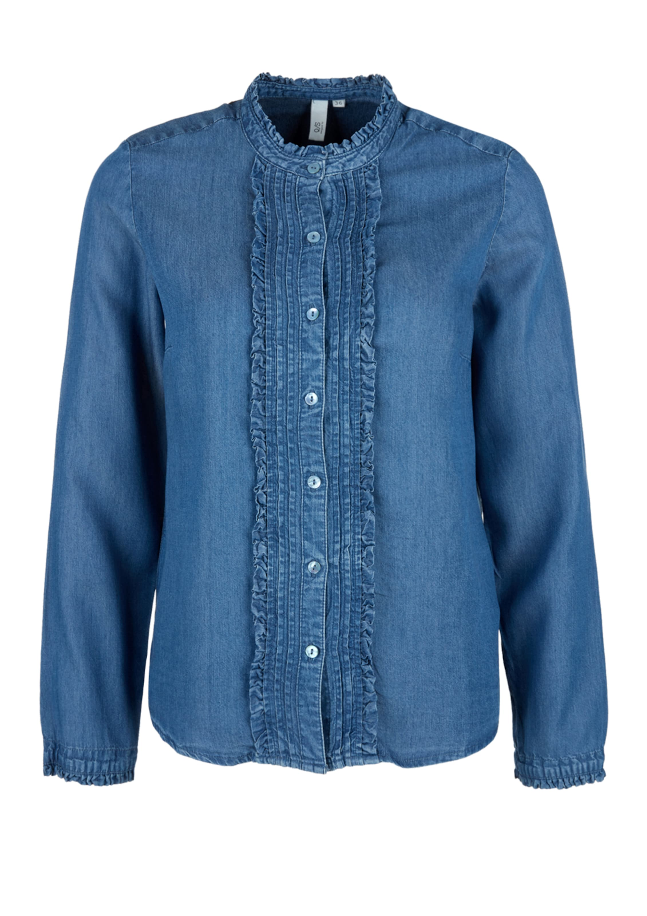 By Designed s In Q Bluse Denim Blue OPXn80kw