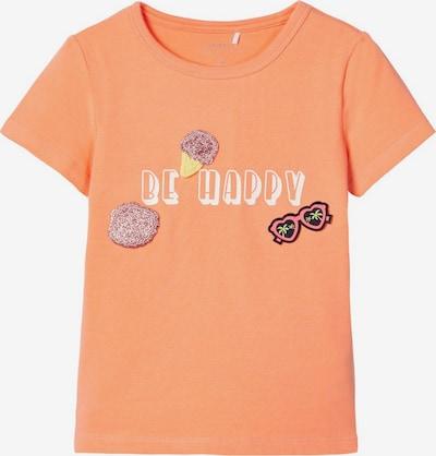 NAME IT Shirt in orange, Produktansicht