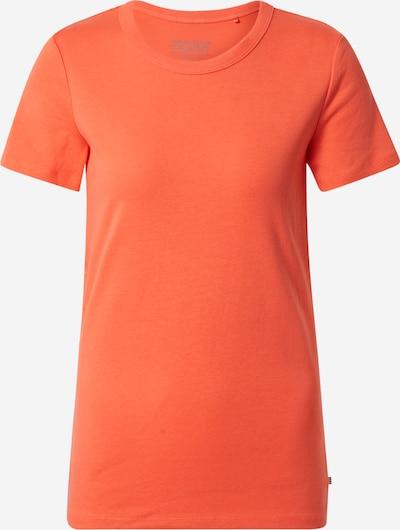 ESPRIT Shirt in dunkelorange, Produktansicht