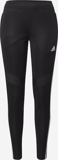 ADIDAS PERFORMANCE Športne hlače 'Tiro 19' | črna / bela barva, Prikaz izdelka