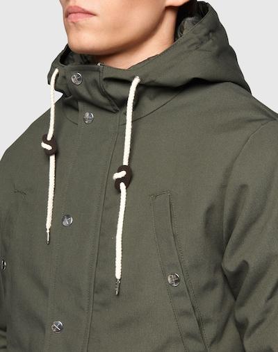 Revolution Jacke in khaki, Produktansicht