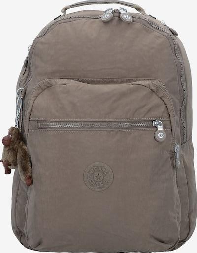 KIPLING Back to School Class Seoul 18 Schulrucksack 45 cm in beige / hellbraun / grau, Produktansicht