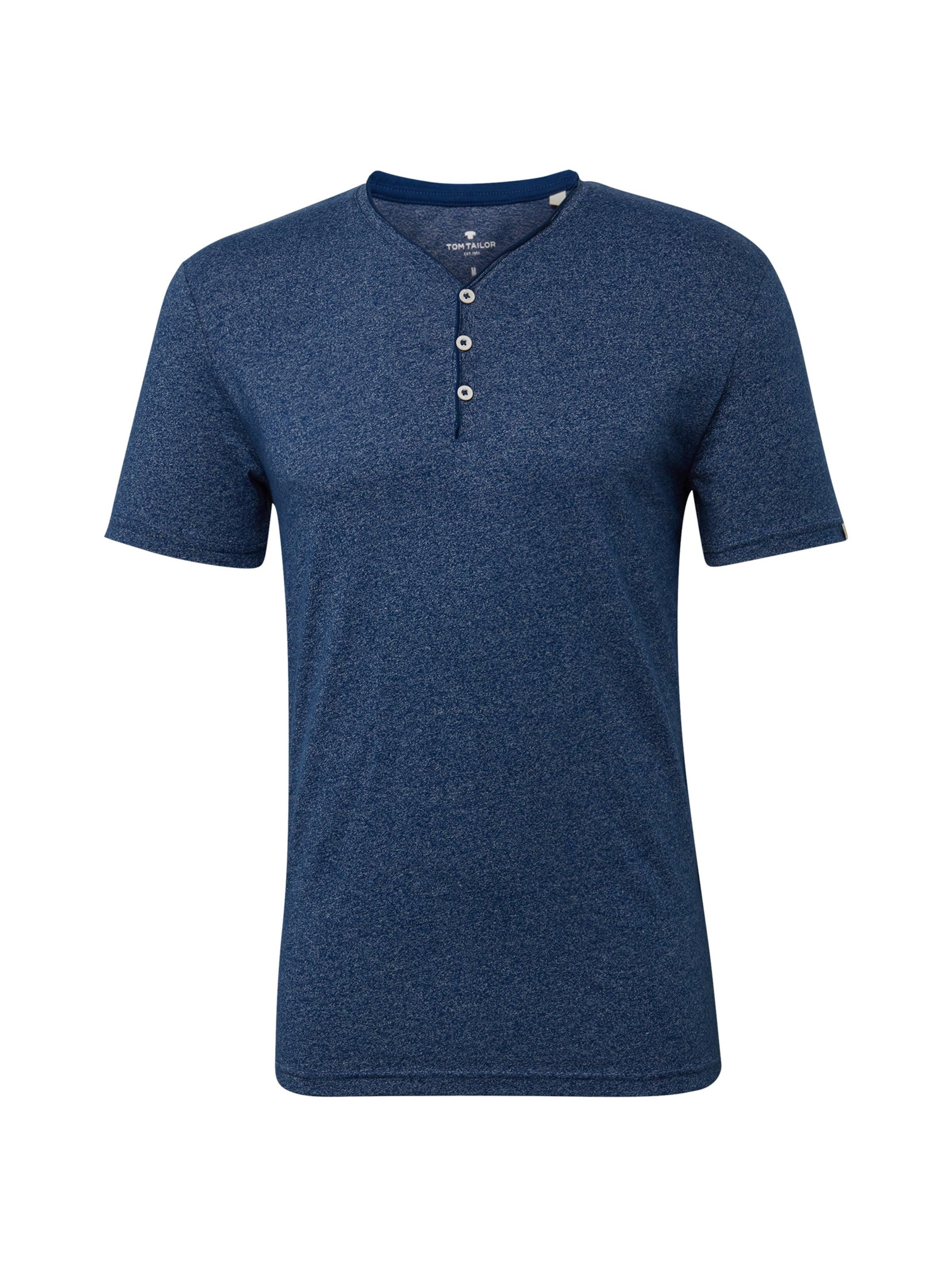 Tailor T shirt In Blau Tom KJcF1l