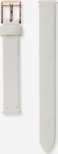 Engelsrufer Uhrenarmband 'Erwab-12-LBE2-R' in naturweiß, Produktansicht