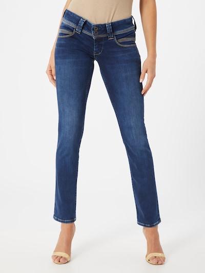 Jeans 'Venus' Pepe Jeans pe denim albastru, Vizualizare model