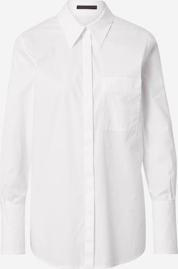 DRYKORN Bluzka 'Chlaris 2' w kolorze białym: Widok z przodu