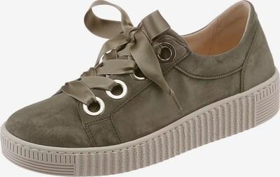 GABOR Sneaker in oliv, Produktansicht