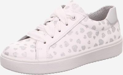 SUPERFIT Schuhe 'HEAVEN' in silber / weiß, Produktansicht