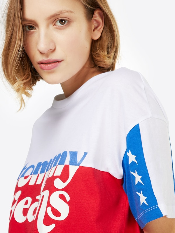 Tommy Jeans Shirt 'BLOCK LOGO '