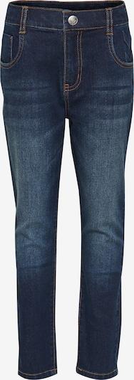 Hummel Jeans in blue denim, Produktansicht