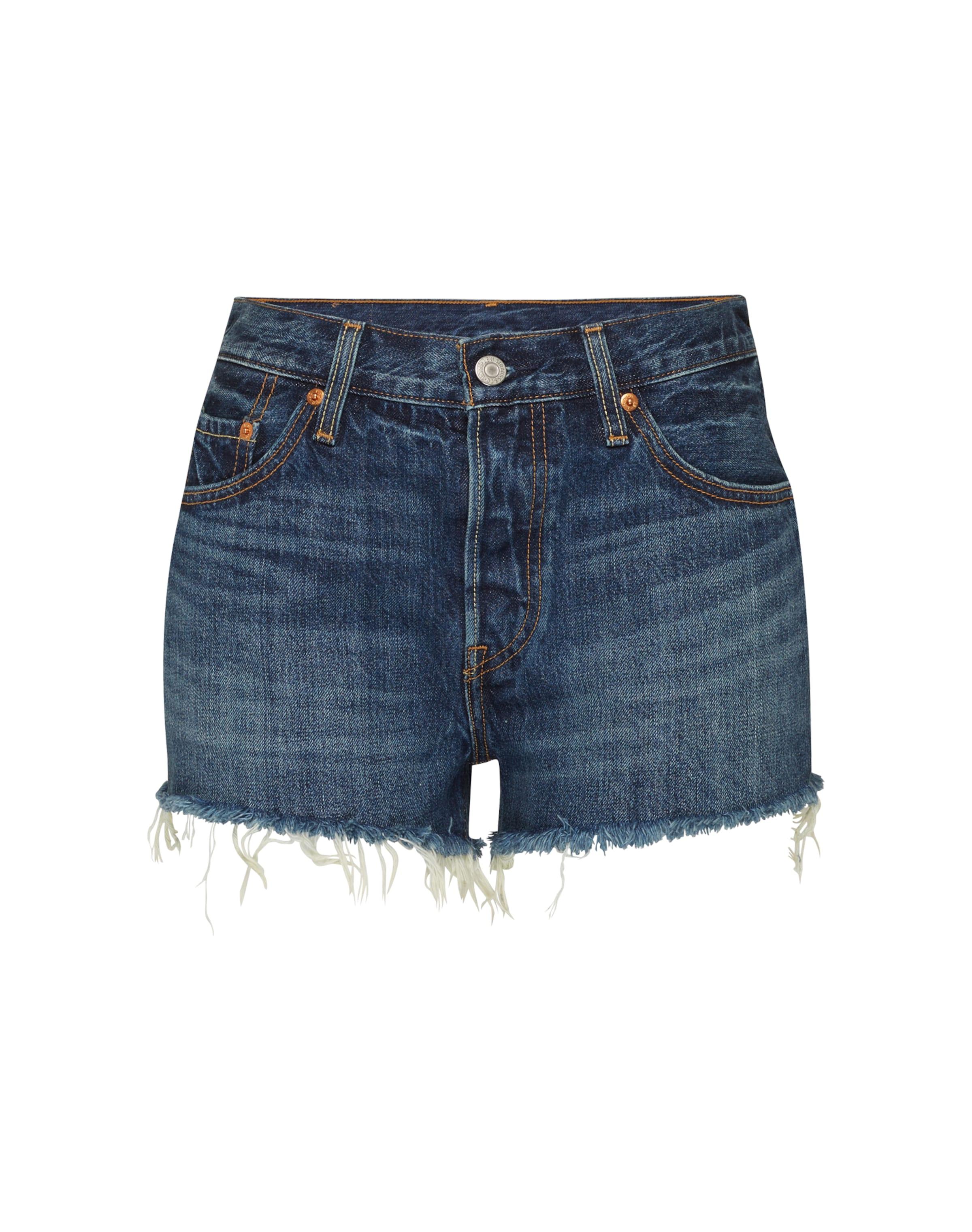 Levi's Denim Shorts '501®' In Blue IWED2Y9H