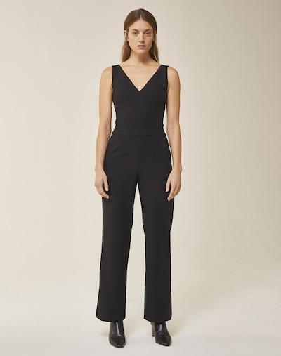 IVY & OAK Jumpsuit in de kleur Zwart, Modelweergave