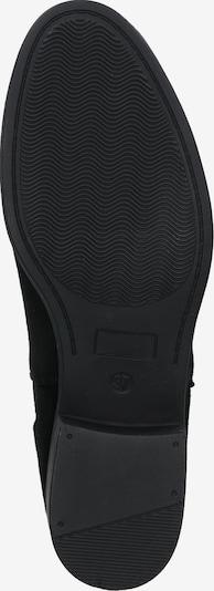 ABOUT YOU Chelsea Boots 'Fine' in schwarz: Ansicht von unten