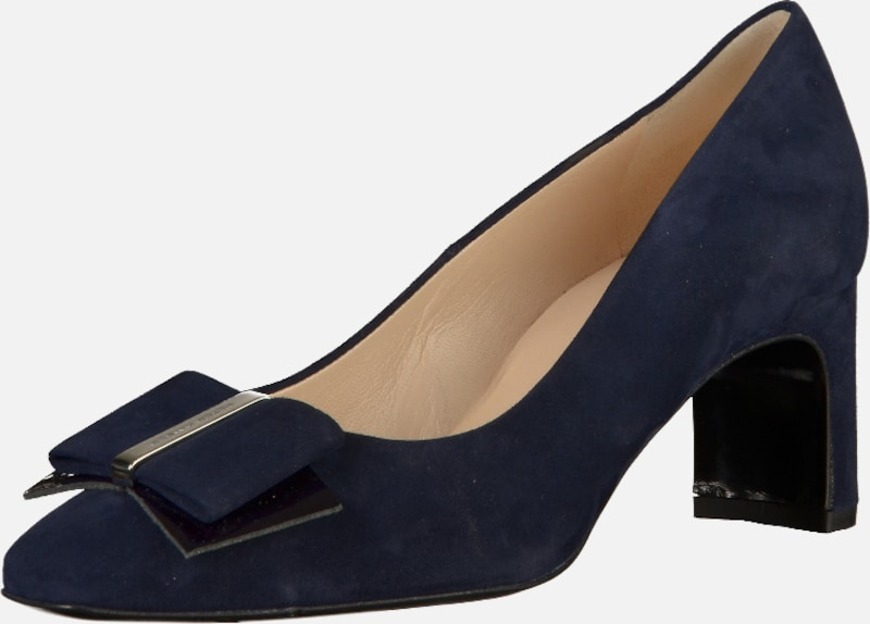 Ultramarine Zwart Kaiser Blauw In Pumps Peter P0qgY