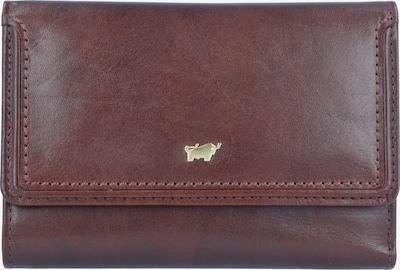 Braun Büffel Geldbörse in kastanienbraun, Produktansicht