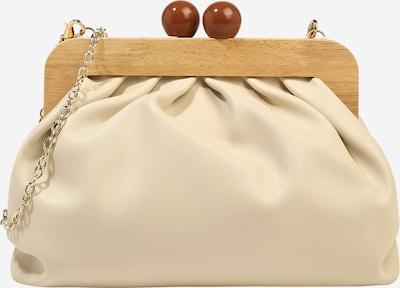 INYATI Taška přes rameno 'Caroline' - karamelová / světle hnědá / barva bílé vlny, Produkt