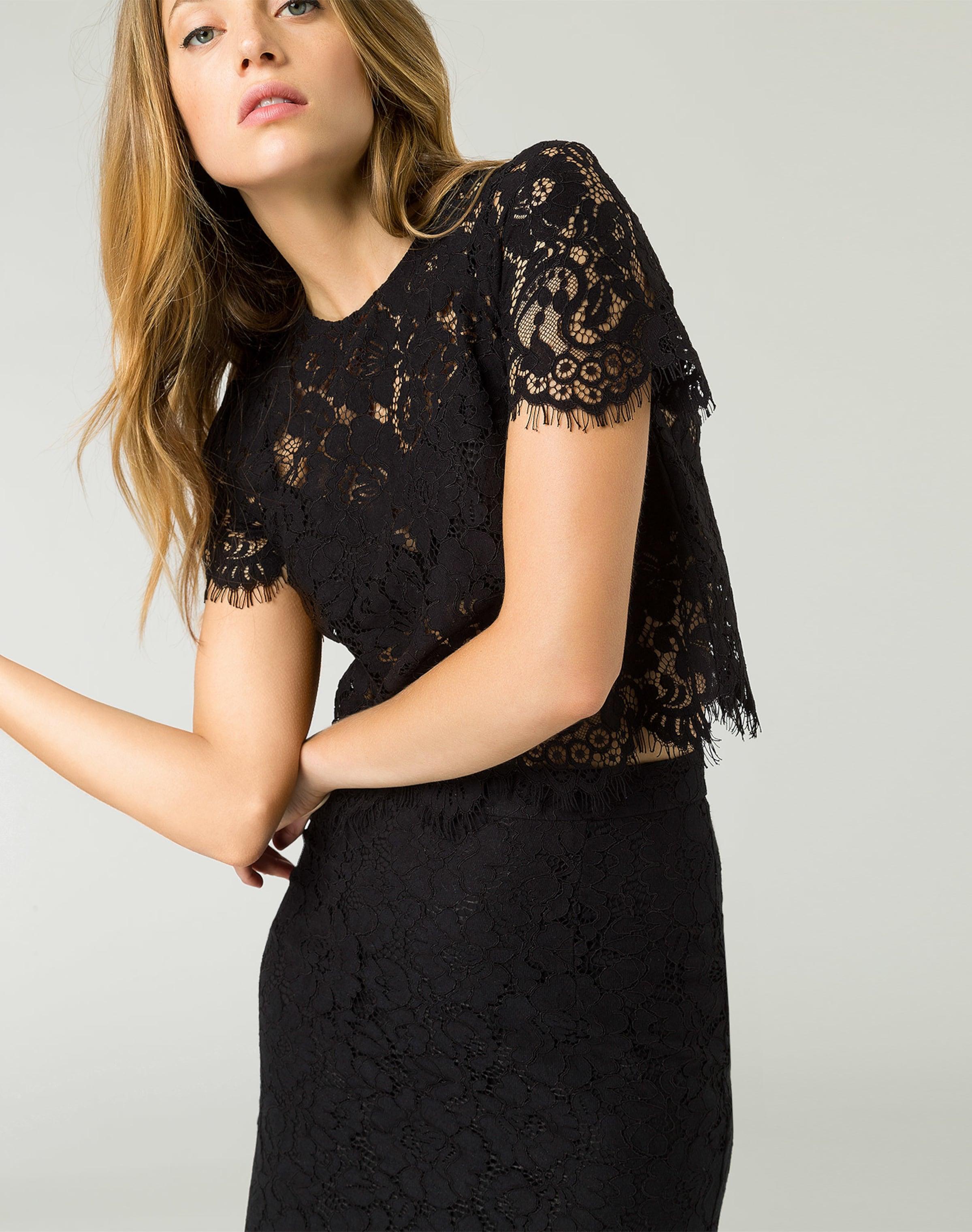 Günstig Kaufen Websites Brandneue Unisex Online IVY & OAK Top 'Boxy Lace Top' Verkauf Wahl Werksverkauf xSyN5TtwoS