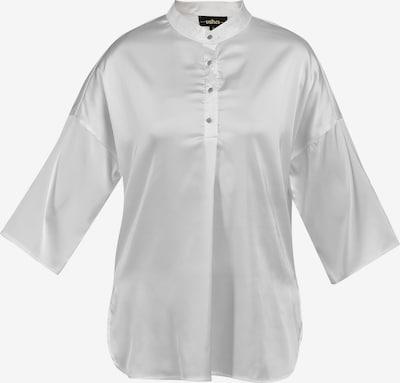 Usha Blouse in de kleur Wit, Productweergave