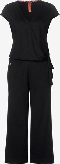 STREET ONE Jumpsuit in schwarz, Produktansicht
