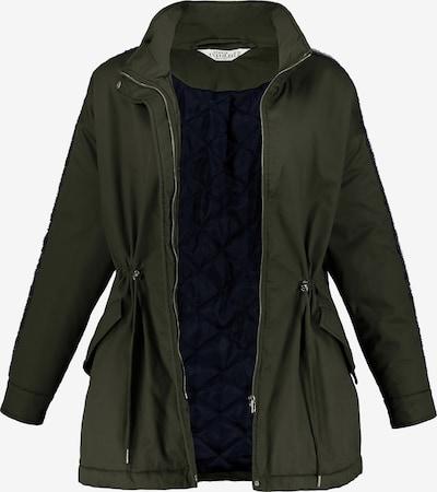 Studio Untold Přechodná bunda - tmavě zelená, Produkt