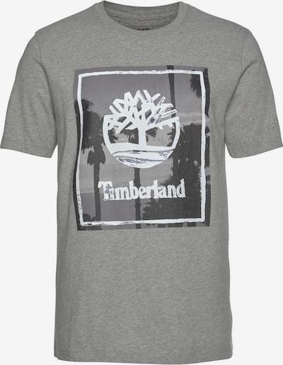 TIMBERLAND Timberland T-Shirt »KENNEBEC RIVER PHOTO« in grau, Produktansicht