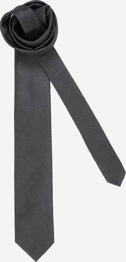 JACK & JONES Krawat 'Vincent' w kolorze ciemnoszarym, Podgląd produktu