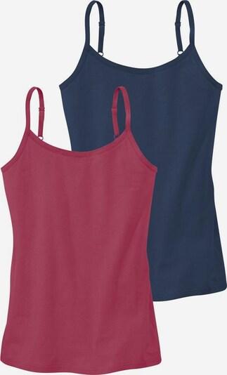 VIVANCE Top - marine modrá / tmavě růžová, Produkt