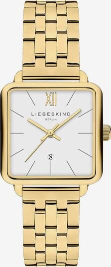 Liebeskind Berlin Analoog horloge in de kleur Goud, Productweergave