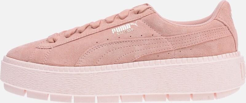 PUMA Platform Trace Sneaker Günstige und langlebige Schuhe