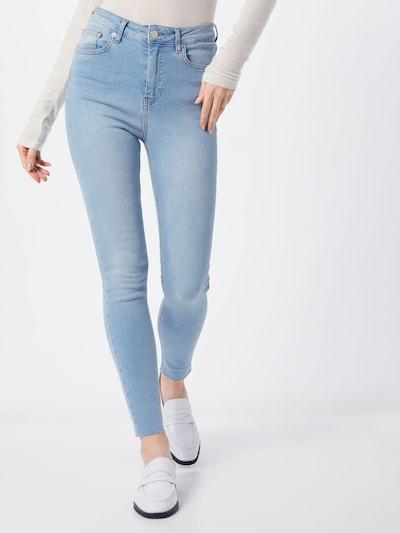 NA-KD Jeans in blau, Modelansicht