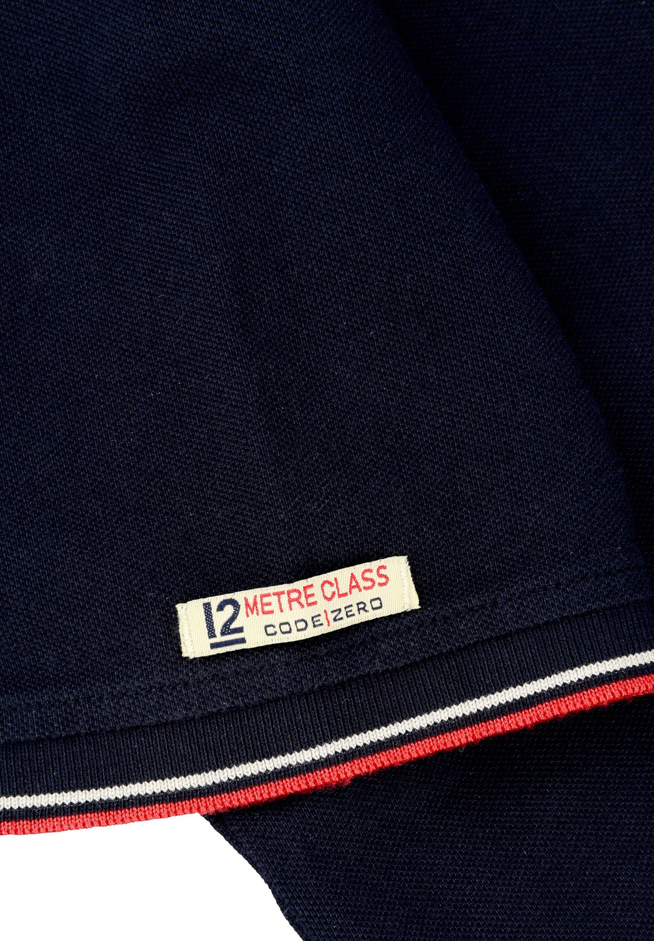 Weiß Code Ultramarinblau zero Polo 12m Newport' 'ss In BlauMarine TJl1c3FKu