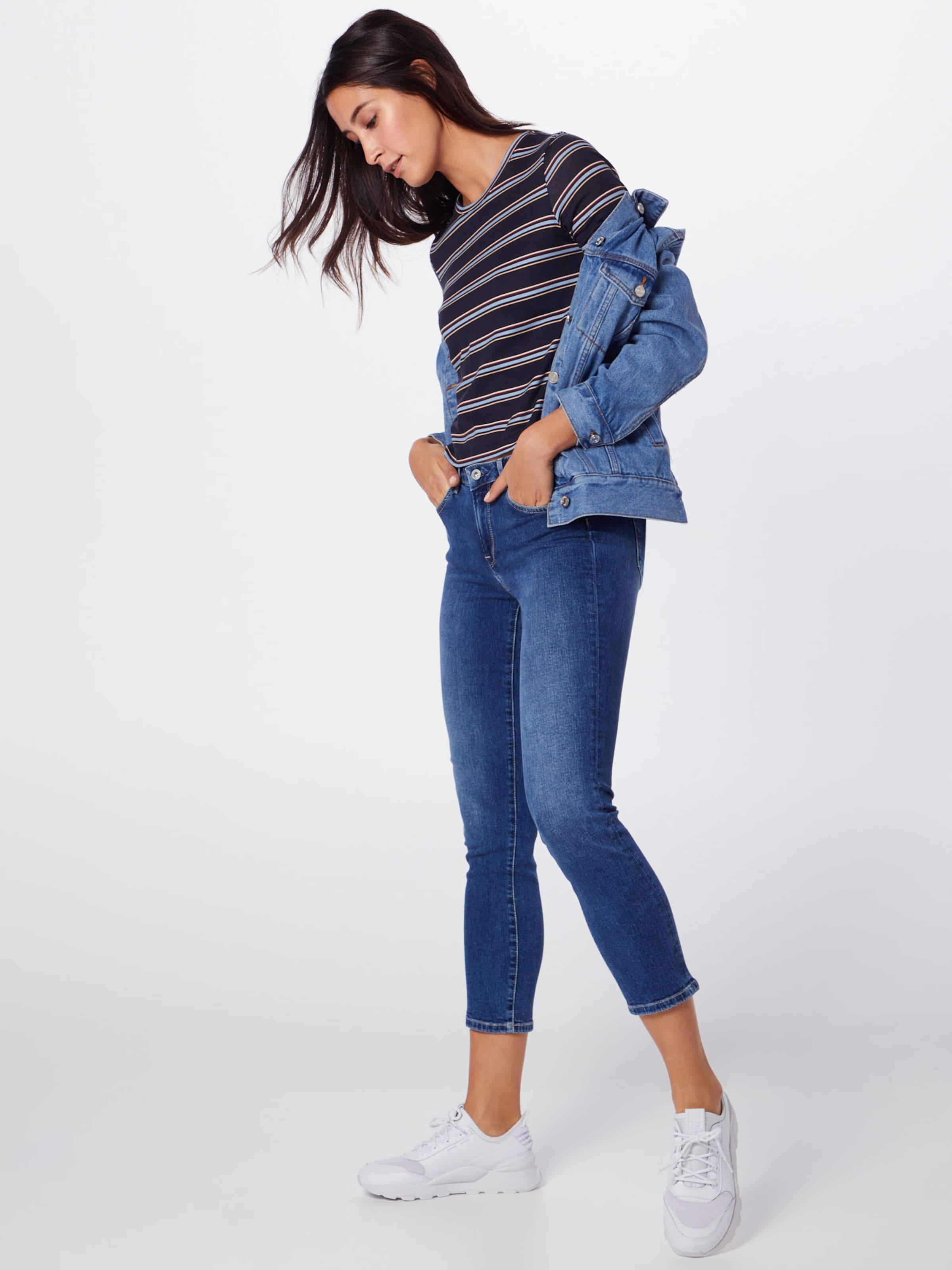 Jean Bleu Pepe Jeans En Denim w8nPkXO0