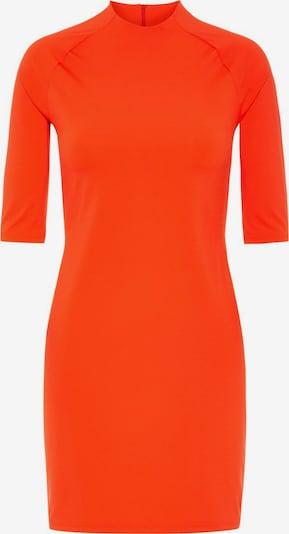 J.Lindeberg Sahra Kleid in rot, Produktansicht