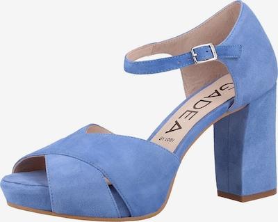 GADEA Sandalen in royalblau, Produktansicht
