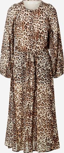 InWear Kleid 'Florizza' in braun / hellbraun, Produktansicht