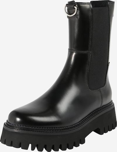BRONX Boots 'Groov-Y' en noir, Vue avec produit
