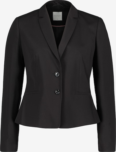 Betty & Co Blazer 'Business' mit Taschen in schwarz, Produktansicht